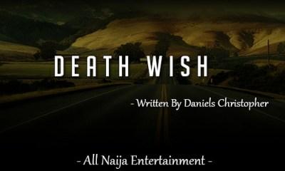 DEATH WISH story