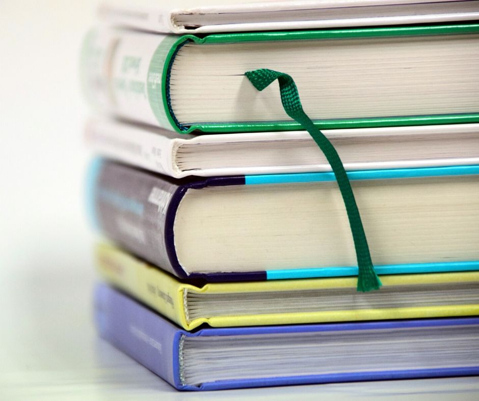 The Top 5 Books that Changed my Life (and my health)