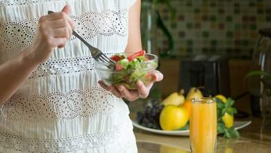 الغذاء المتوازن والصحي