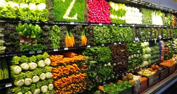 الخضروات من أساسيات الغذاء المتوازن