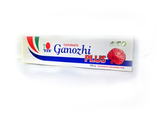 معجون الأسنان Ganozhi Plus،