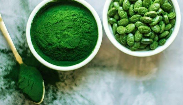 مسحوق وأقراص سبيرولينا لحرق الدهون وانقاص الوزن