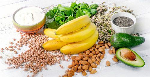 أغذية تحتوي على نسبة عالية من المغنيسيوم