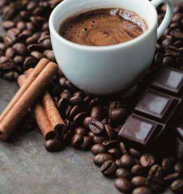 القهوة مع الشوكولاتة الداكنة لانقاص الوزن