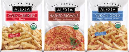 Alexia potatoes coupon 2018