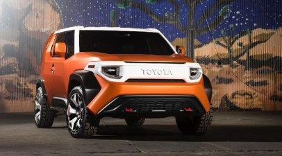 2021 Toyota FT-4X New Edition