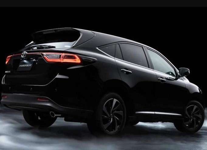 2021 Toyota Harrier with Hybrid engine system