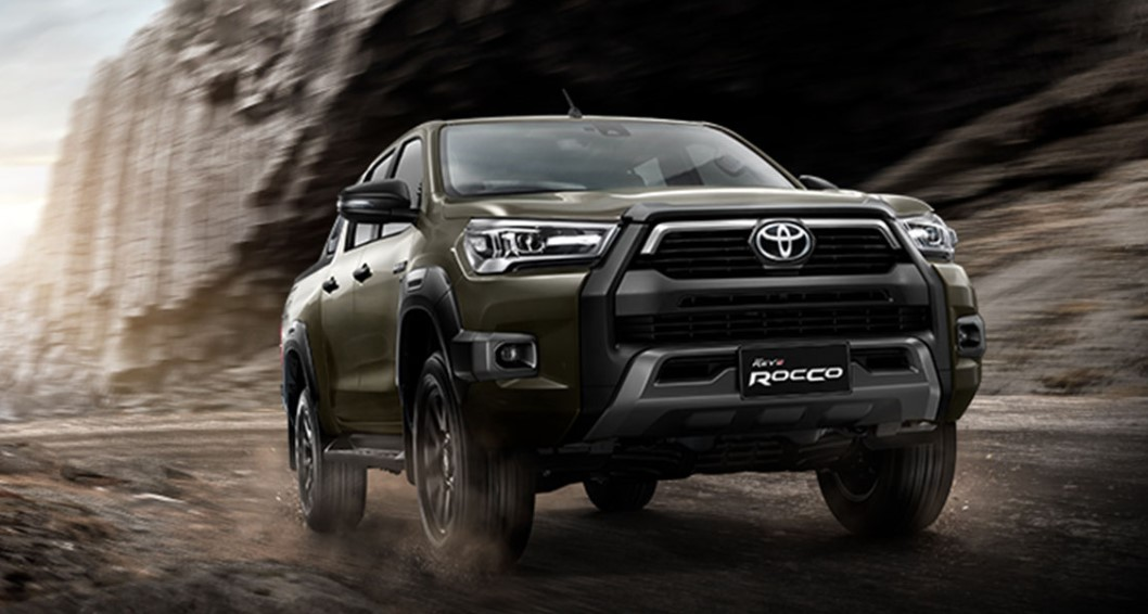 2021 Toyota Hilux powered with new engine system