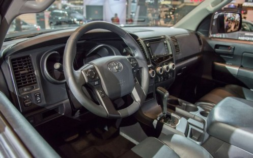 2021 Toyota Sequoia New Interior Design