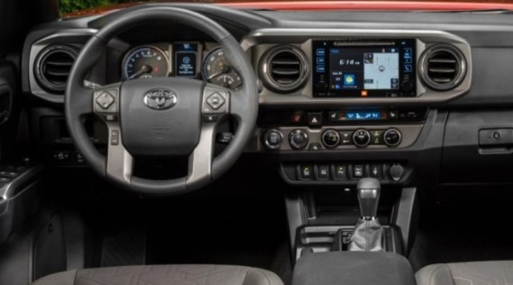 2021 Toyota Tundra More Features on Dashboard