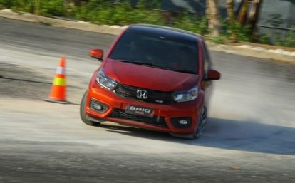 2021 Honda Brio have more power with new engine system