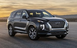 2021 Hyundai Palisade With New Exterior Design
