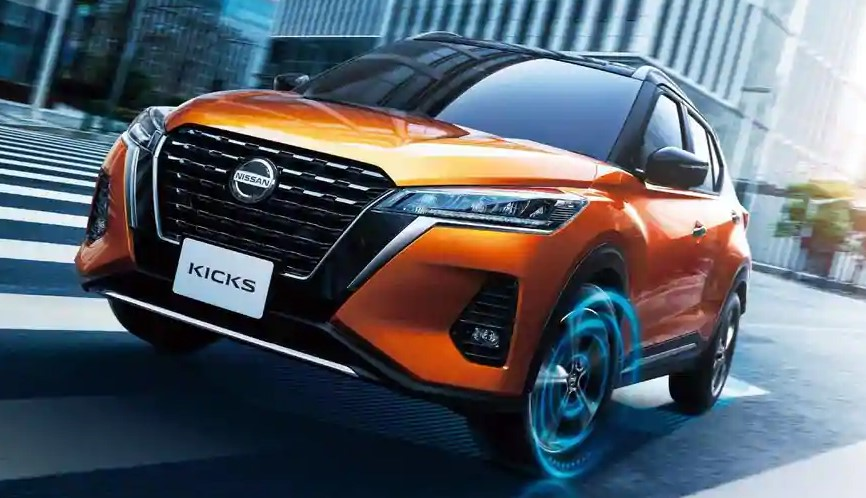 2021 Nissan Kick Powered with new engine system