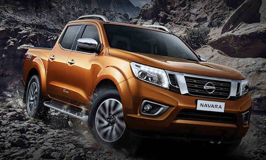 2021 Nissan Navara has more power with its new engine system