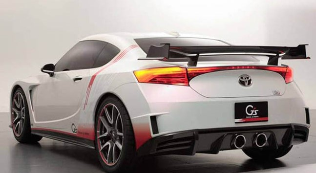 2021 Toyota Celica with new engine system