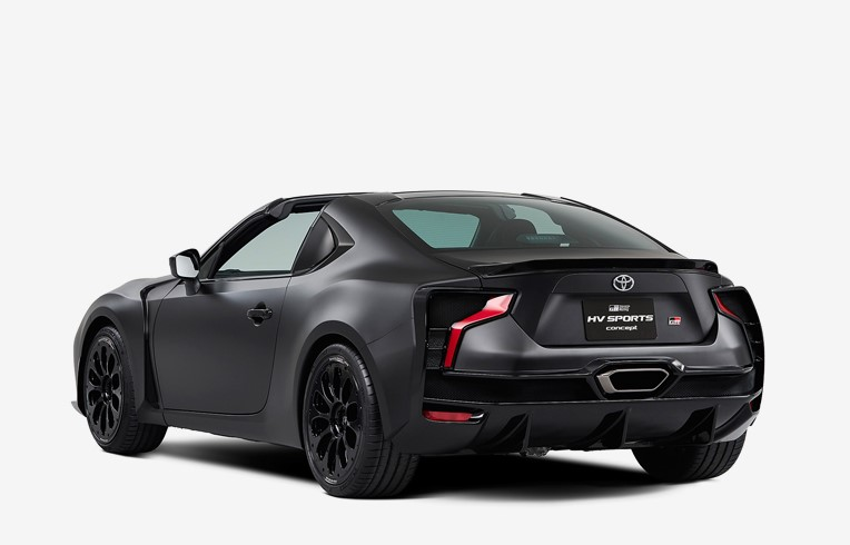 2021 Toyota GR HV Sports powered with new engine system