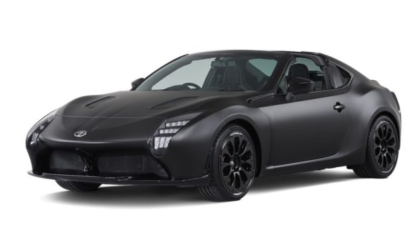 2021 Toyota GR HV Sports with new exterior design