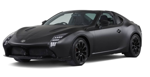 2021 Toyota MR2 With New Exterior Design
