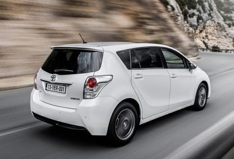 2021 Toyota Verso has better performance than the previous one
