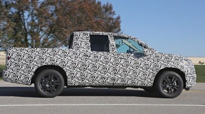 2022 Honda Ridgeline Powered with new engine system