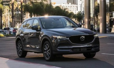 2021 Mazda CX-5 Powered with new engine system