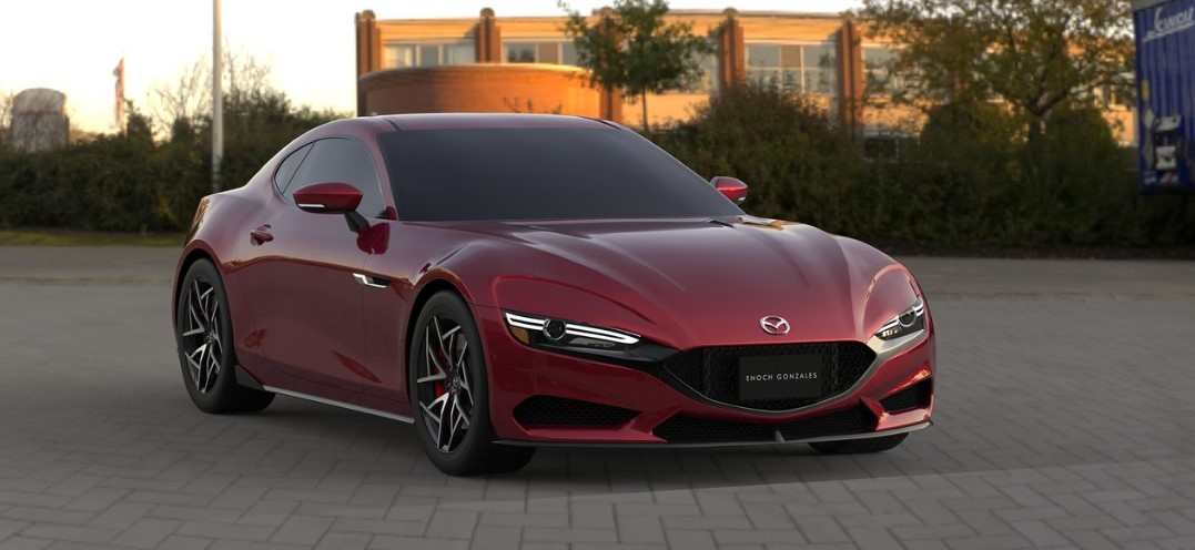 2021 Mazda RX-7 New Edition