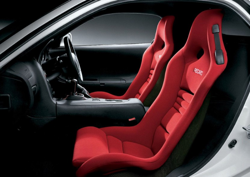 2021 Mazda RX-7 with new interior design