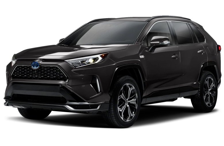 2021 Toyota RAV4 Prime SE Version