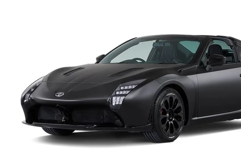 2022 Toyota 86 Front View