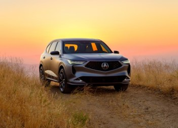 2022 Acura MDX New Edition