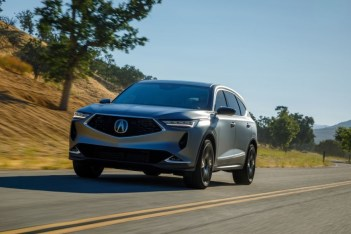 2022 Acura MDX Powered with new engine