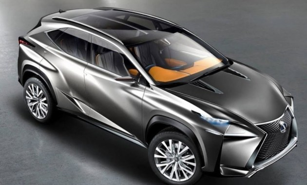 2022 Lexus RX350 with new exterior