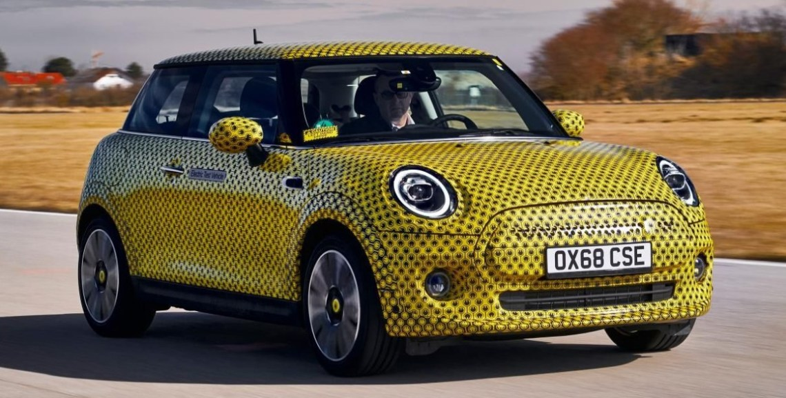 2022 Mini Cooper Countryman Prototype