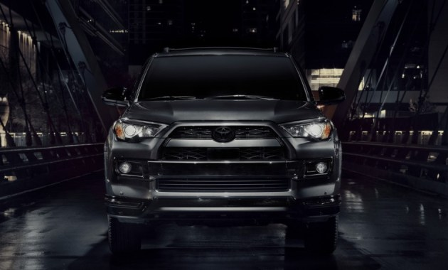 2020 Toyota 4Runner Official Preview