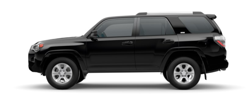 2020 Toyota 4Runner with new exterior