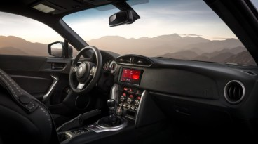 2020 Toyota 86 Navigation and Infotainment