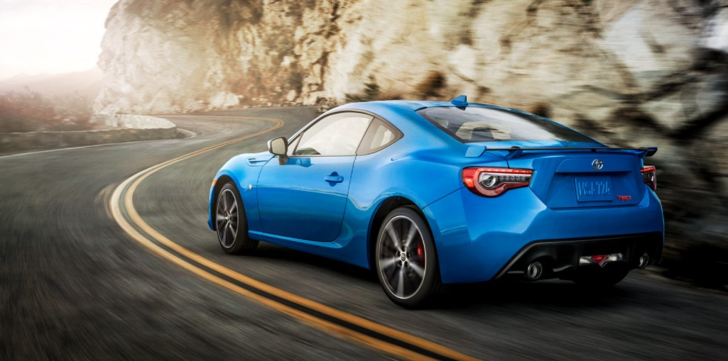 2020 Toyota 86 Performance