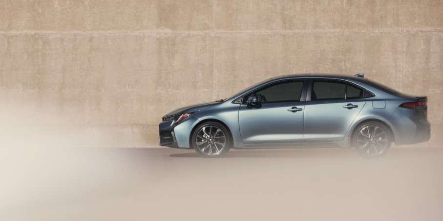 2021 Toyota Corolla Sedan Performance