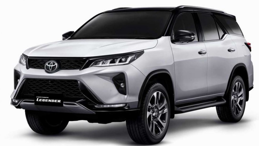 2021 Toyota Fortuner Specifications
