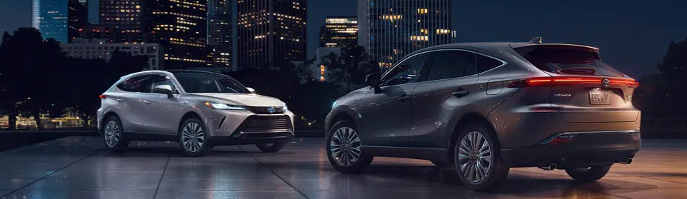 2021 Toyota Venza Hybrid Official Preview