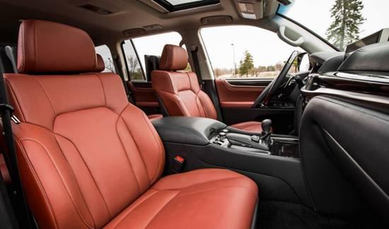 Lexus Lx 570 Interior 2018 | Brokeasshome.com