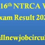 watch ntrca result