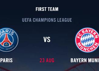 psg vs bayern live match final