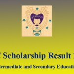 rajshahi board ssc scholarship result