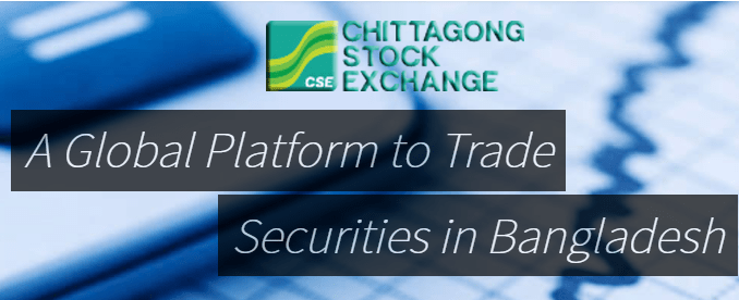 chittagong stock exchange market current price