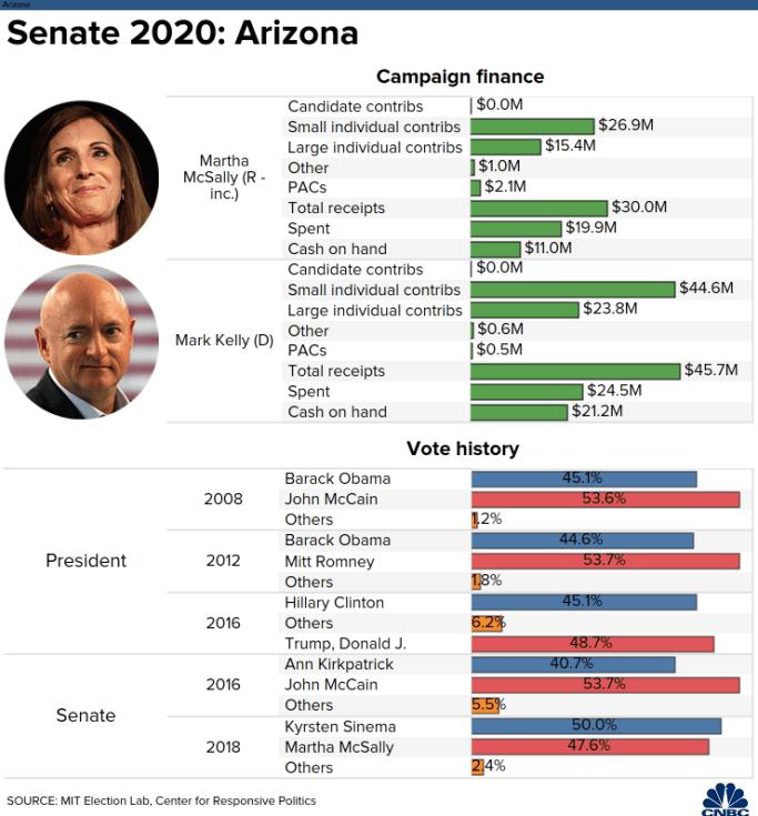 Arizona Special Election Senate 2020