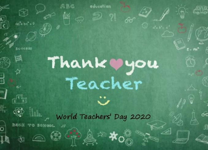 International teachers' day 2020