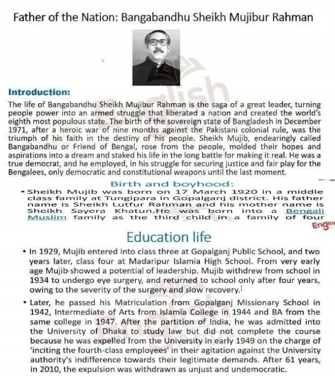 class 9 assignment english 2021