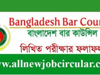 bangladesh bar council result written exam 2021