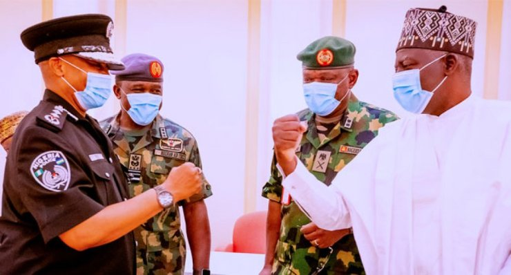 Zamfara Attack: Buhari Issues New Directives To  Security Chiefs